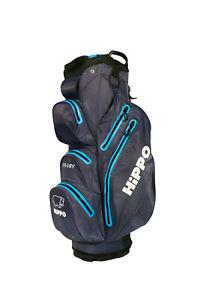 HIPPO STA-DRY 100% Waterproof 14 WAY Golf Cart/Trolley Bag Ultralight N/B RP£279