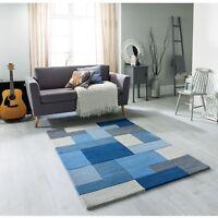 Bleu marine aspect traditionnel floral tapis tapis de sol petit m taille xl maintenant prix de vente