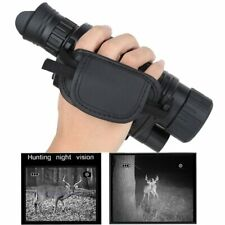 Infrared Night Vision 5X40 Monocular Digital NV Hunting Telescope Powerful Sight