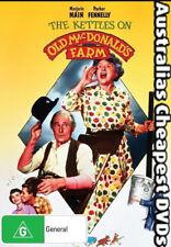 The Kettles On Old McDonald's Farm DVD NEW, FREE POSTAGE WITHIN AUSTRALIA REG 4