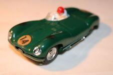 Tri-ang Scalextric autos de course miniature Jaguar D MM/C.60 green near mint