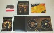 Deus Ex: Human Revolution -- Augmented Edition (PC, 2011)