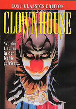Clownhouse , 100% Uncut , out of print , DVD , new and sealed !