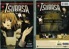 Tsubasa Reservoir Chronicles Vol 11 At the Brink of Chaos New DVD Funimation