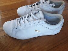 Lacoste White Sneaker Straightset 316 Size 38