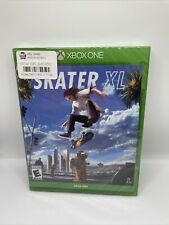 Skater XL Game Microsoft Xbox One Brand New Sealed (Free Shipping)