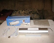 iPod/MP3 Stereo Sound System with FM Scan Radio