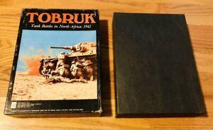 Avalon Hill: Tobruk  Punched