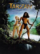 Dvd TARZAN - (2014)    ......NUOVO