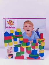 Eichhorn Holzbausteine für Kinder ab 1 Jahre geeignet.