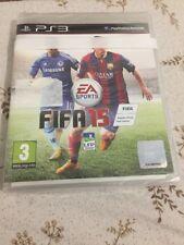 JEU NEUF PS3 FIFA 15 SOUS SCELLé