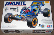 Tamiya Avante 4WD Electric Offroad Buggy #58489 (2011) **NEW/NIB**