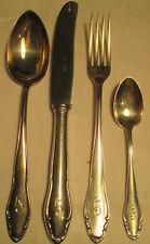 Besteck 800er Silber 12  Personen/ 48 Teile / Gesamtgewicht zirka 2700 Gramm