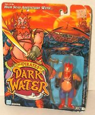 PIRATES OF DARK WATER 1990 ZOOLIE action figure MOC HASBRO Hanna Barbera cartoon