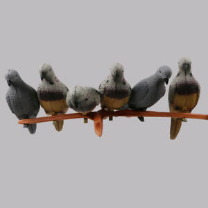 3D Pigeon Arrow Target Archery Animal Practice Hunting Game Crossbow Bait