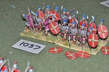 25mm late roman 16 infantry figures (10037)