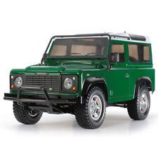TAMIYA 58657 Land Rover Defender 90 RC Car Standard Bundle