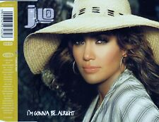JENNIFER LOPEZ : I'M GONNA BE ALRIGHT / CD