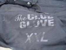 Club Glove Xxl Golf Bag Travel Case Half Hardshell w Wheels for Large Staff Bags