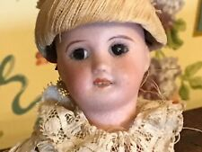 Antique French Doll 7 1/2� Marked Sfbj 301 Paris