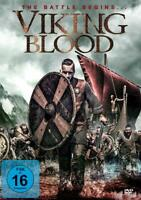 VIKING BLOOD-THE BATTLE BEGINS (UNCUT) - FOLLIN,ROBERT/LERDAM,MIA/+  DVD NEUF