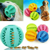 Chew Toys For Dog Pet Toy Interactive Balls Puppy New Tooth Ball Clean Food T3K3