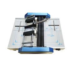 A3 Paper Folding Binding Machine Booklet Staplers Binder Folder Making Updated