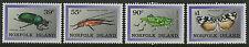 Norfolk Island   1989   Scott # 448-451    Mint Never Hinged Set