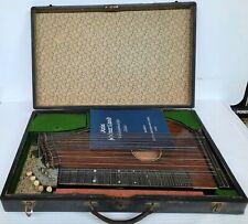 Zither von Richard Gareis Zupfinstrument Musikinstrument Instrument Koffer Heft