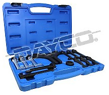 Dayco 16 PCE Harmonic Balancer Removal Tool Kit for (late Model Holden & Ford)