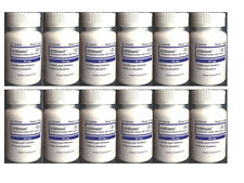 Potassium Iodide Anti-Radiation 12X bottles 360 tabs tot   Iodine 65mg Exp 2022: