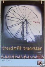 """TREADMILL TRACKSTAR """"Only This"""" 18""""x27"""" PROMO POSTER '97"""