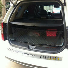 Universal Auto Car Double-deck Rear Trunk Elastic Mesh 4 Hooks Storage Cargo Net