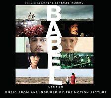 Babel: Soundtrack [Slipcase] by Gustavo Santa CD NEW Sealed