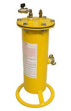 Grit abrasivo de limpieza de explosión de tiro de respiración Filtro de aire, filtro # Clemco compatible