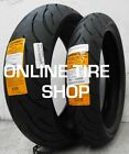 NEW 120/70-17 Front & 180/55-17 Rear Continental Conti-Motion Motorcycle Tires