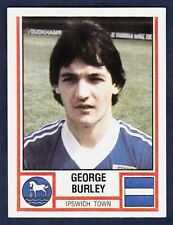 SUN-SOCCERCARDS FOOTBALL-#0376 IPSWICH GEORGE BURLEY