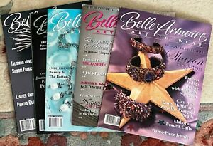 Back Issues BELLE AMOIRE Art to Wear Magazine