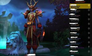 WoW Powerleveling Stufe 1-50 WoW Boost - World of Warcraft privat von Hand