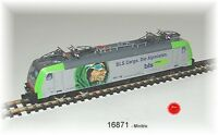 Trix 16871 E-Lok Reihe 486 BLS mit Digital-Decoder+Fernlicht #NEU in OVP#