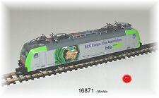 Trix 16871 LOCOMOTORA ELÉCTRICA ESCALA 486BLS con decodificador digital +