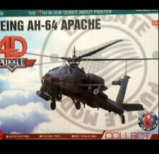 1/115 4D AH-64 military helicopter Aircraft series Plastic Model Kit DIY