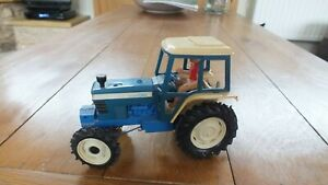 Vintage  Britains Ford TW20  Tractor  - Cab & Driver