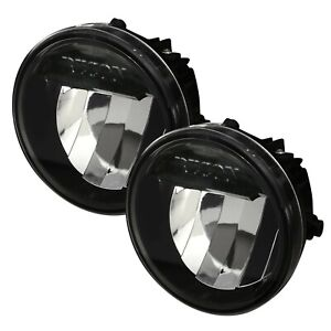 Recon For 2009 - 2014 Ford F-150 Smoke LED Fog Lights 264513BK