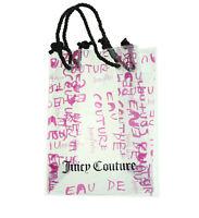 Juicy Couture Vinyl Tote Bag New