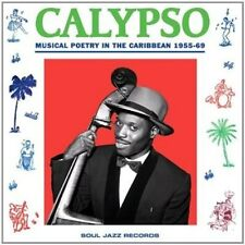 Calypso Musical Poetry in The Caribbean 1955 Soul Jazz Records Presents CD
