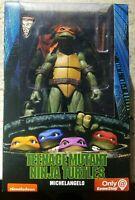 Teenage Mutant Ninja Turtles 90's Movie Michelangelo Figure * TMNT 90s turtle