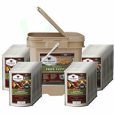 Wise Foods 0 Grab and Go Bucket Entree Only 120 Servings 1120