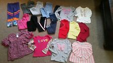 Girls Clothes Lot 18 Piece Size 6 6x Fall Winter