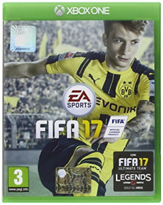 Xbox One-Fifa 17 (US IMPORT) GAME NEW